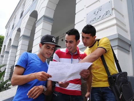 إنذار ثالث من اليونيسكو للجزائر في حال استمرار الإضـراب bac_tapyach.jpg