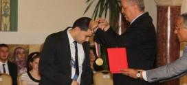 حوار مع المتفوق يحي باي عبد الرحمن أول متفوق في بكالوريا 2014