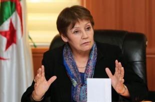 وزيرة التربية نورية بن غبريت