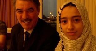 شيماء ميلود دواجي مع وزير التعليم العالي