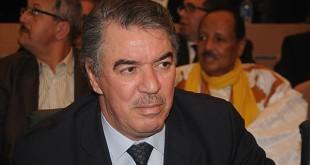 الطاهر حجار وزير التعليم العالي و البحث العلمي