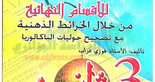 ملخصات العلوم الإسلامية للثالثة ثانوي بالخرائط الذهنية