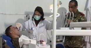 الطب العسكري
